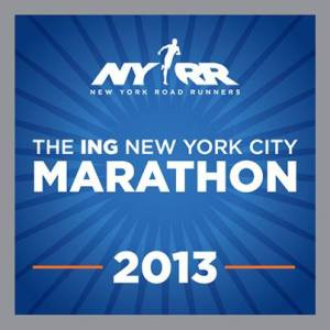 Flyer NY marathon